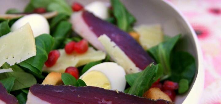 Salade d'hiver