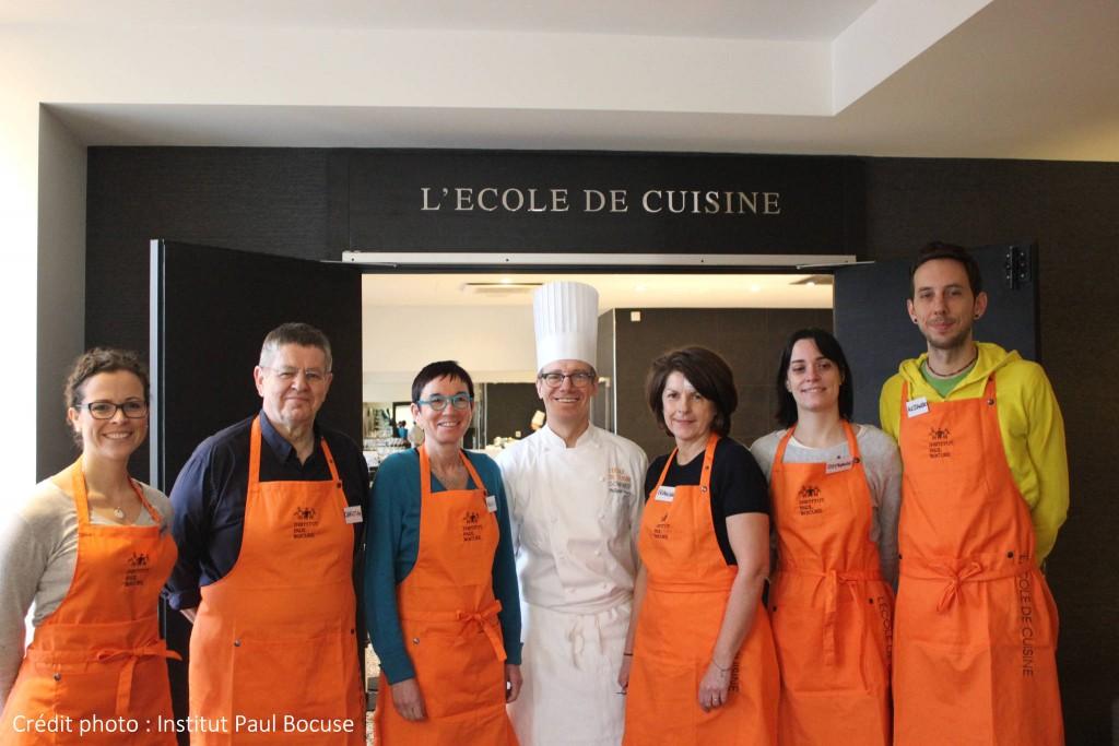 Ecole De Cuisine Paul Bocuse Famous French Restaurant Owned By - Cours de cuisine bocuse