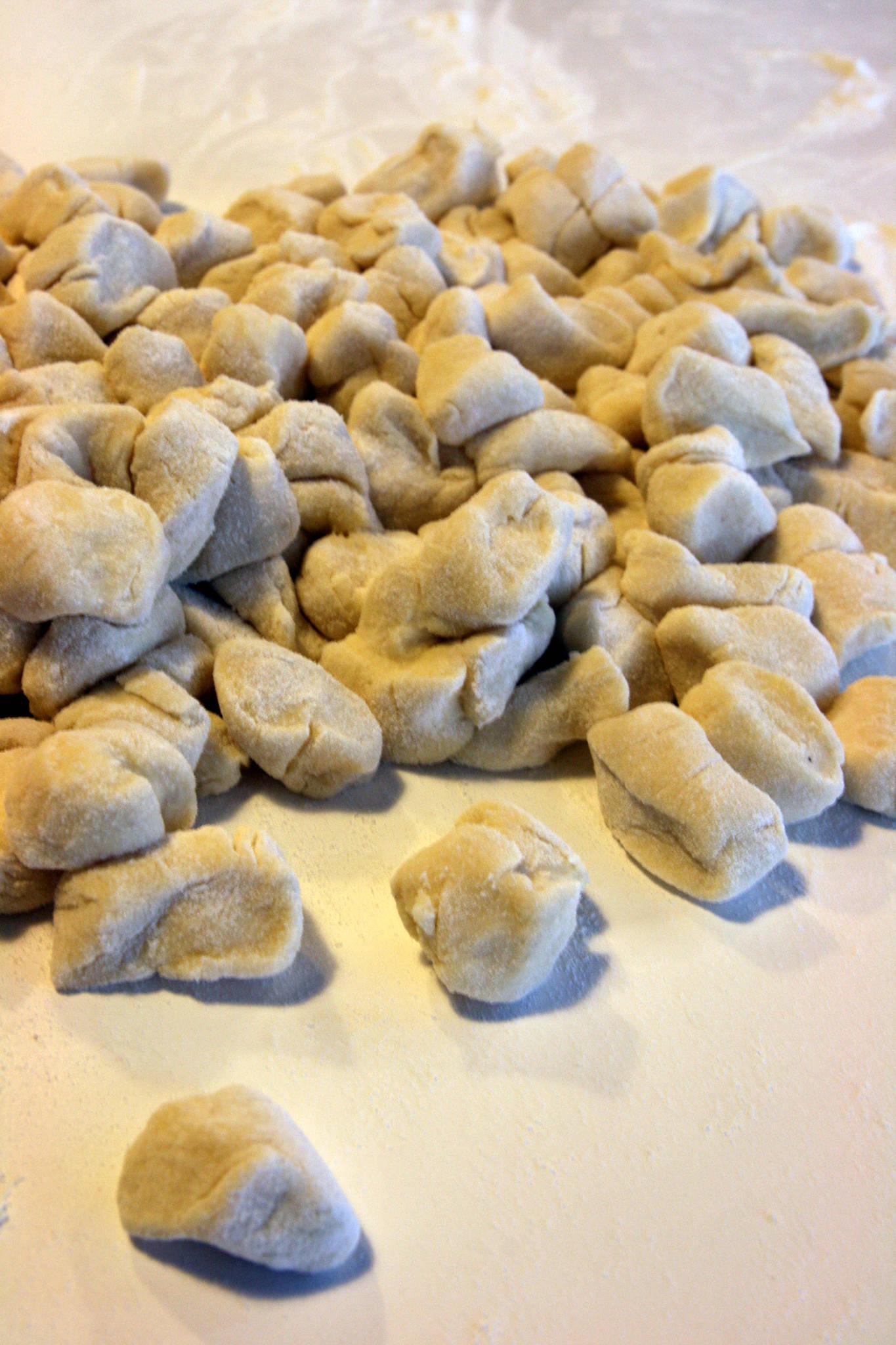 Gnocchis di patate