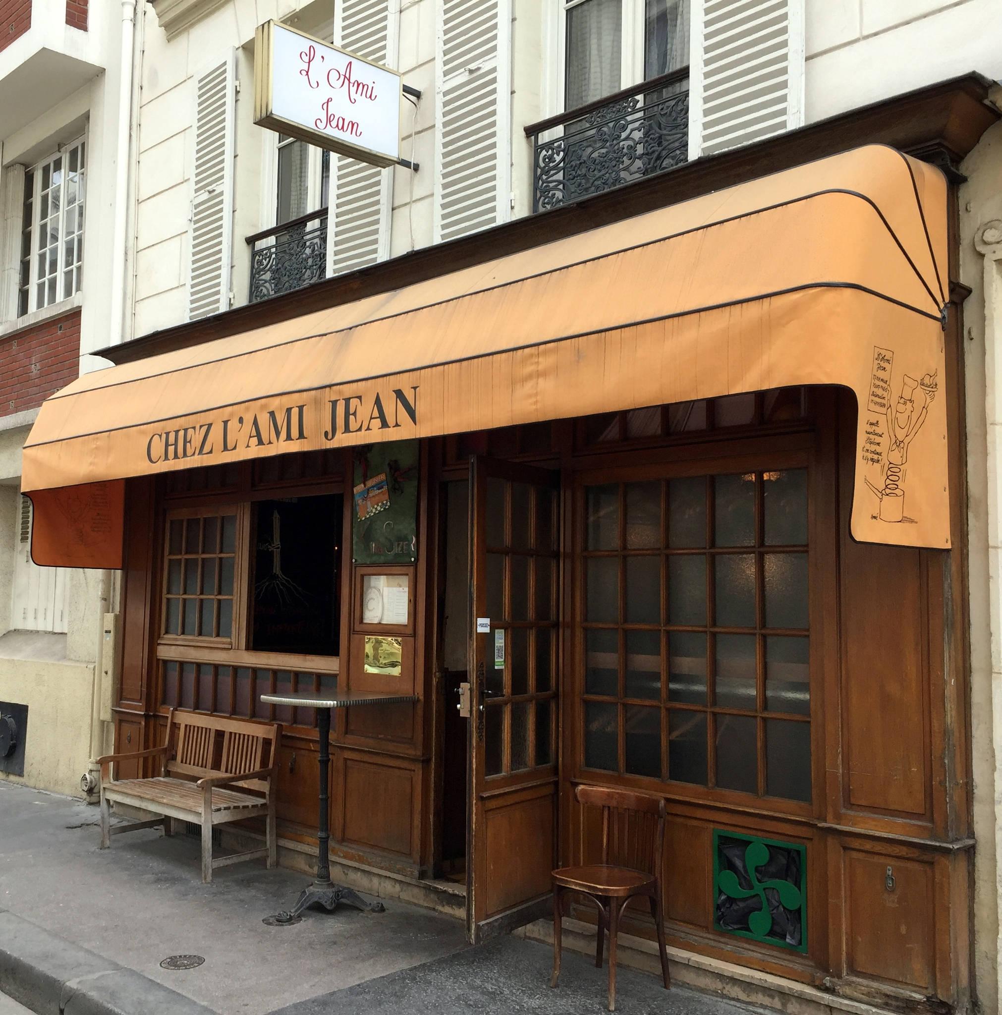 Chez l'ami Jean - Paris (75)