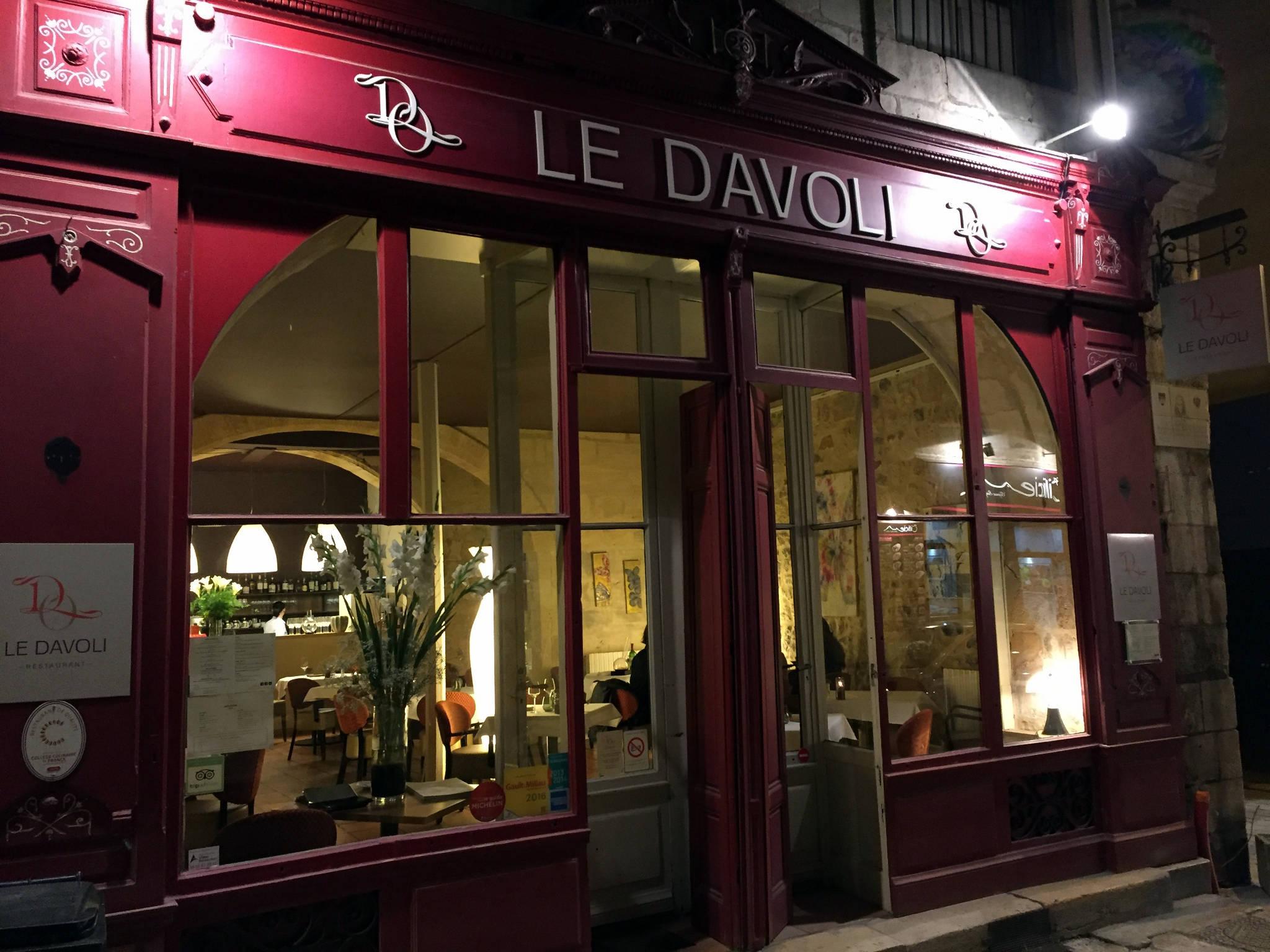 Le Davoli à Bordeaux (33)