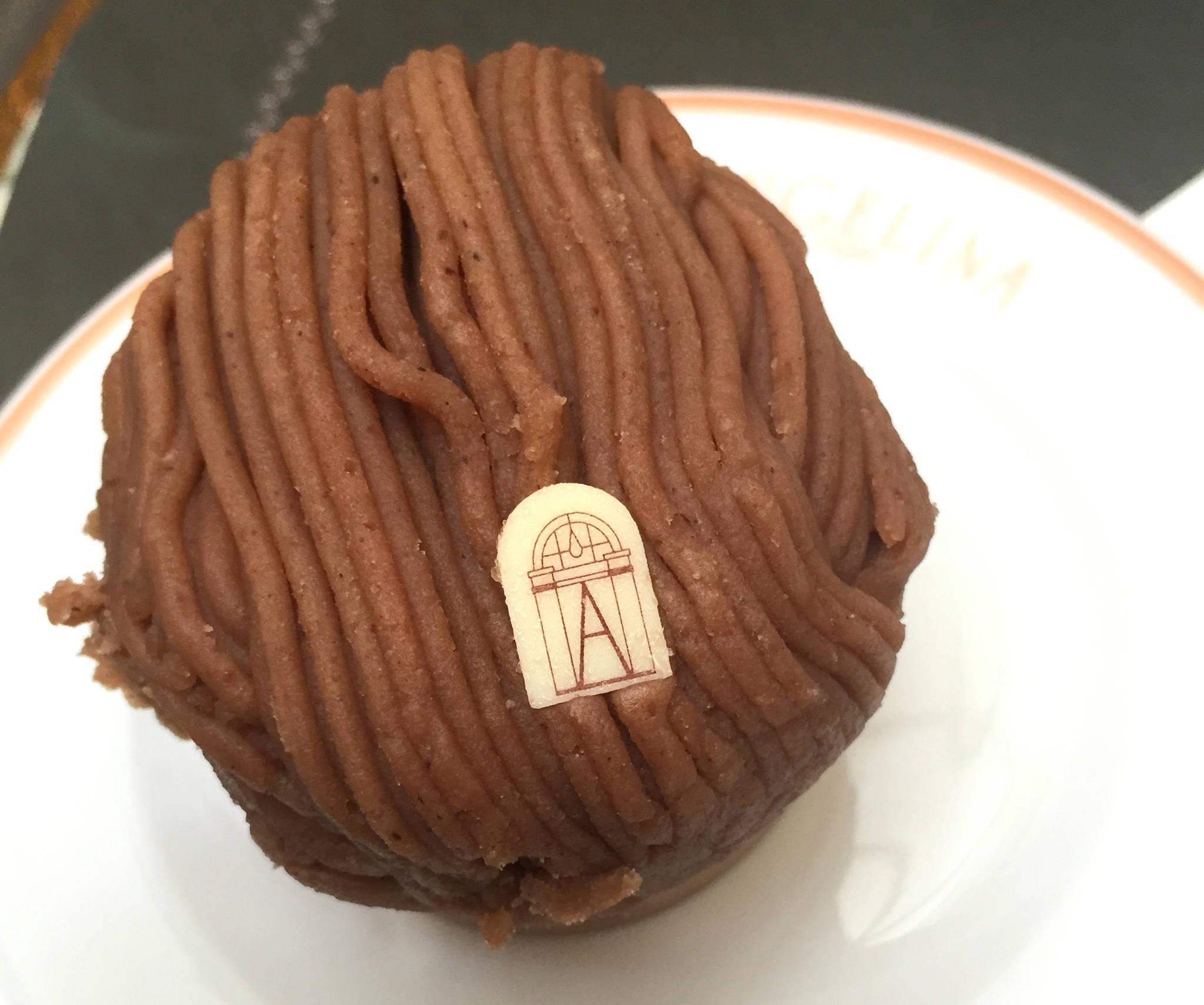 Tea time chez Angelina à Paris (75)