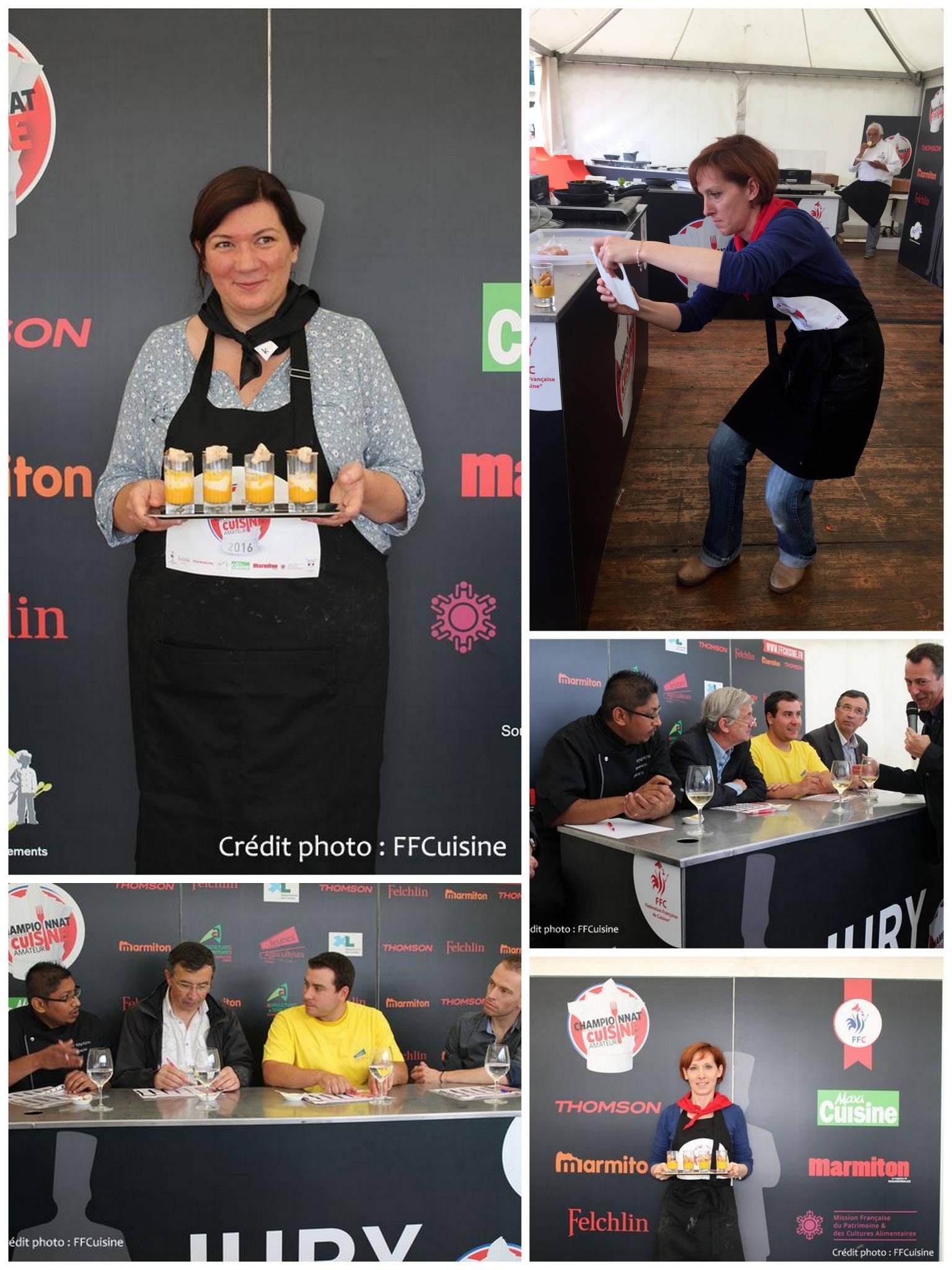 Championnat de France de Cuisine amateur à Geaune (40)