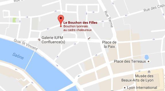 Le bouchon des filles à Lyon (69)