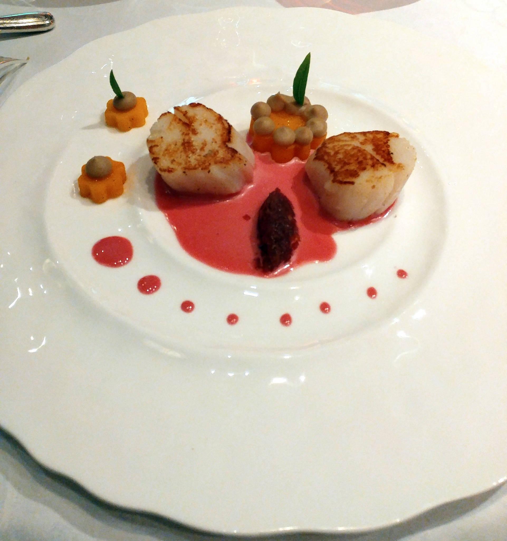 Restaurant georges blanc vonnas 01 go ter le r ve d 39 un 3 toiles - Cours de cuisine georges blanc ...