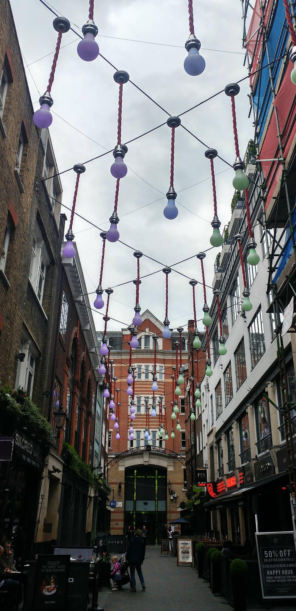 Honest à Londres (GB)