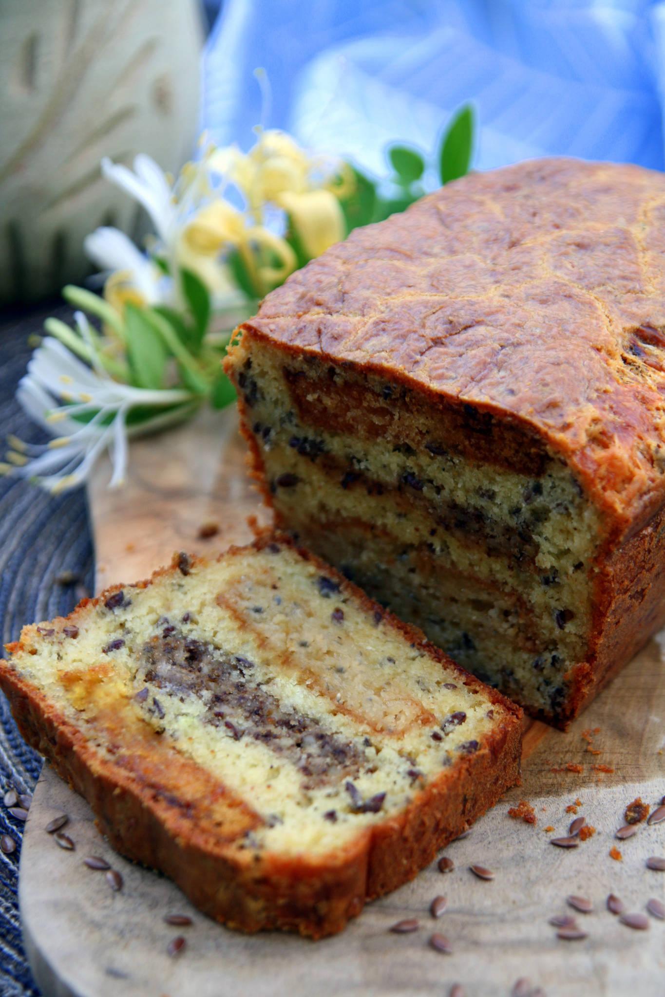 Cake Au Noix Et Au Bleu