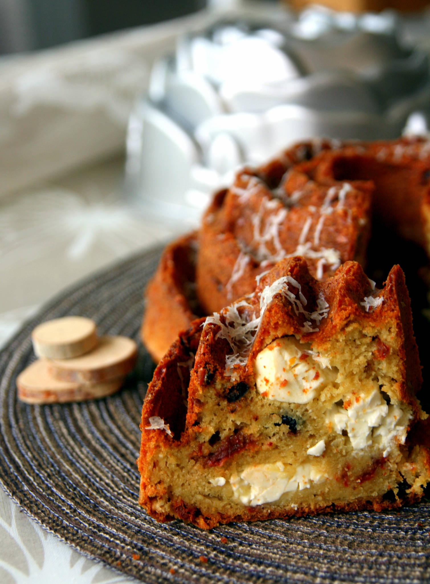 Recette Cake Tomates Sechees Feta
