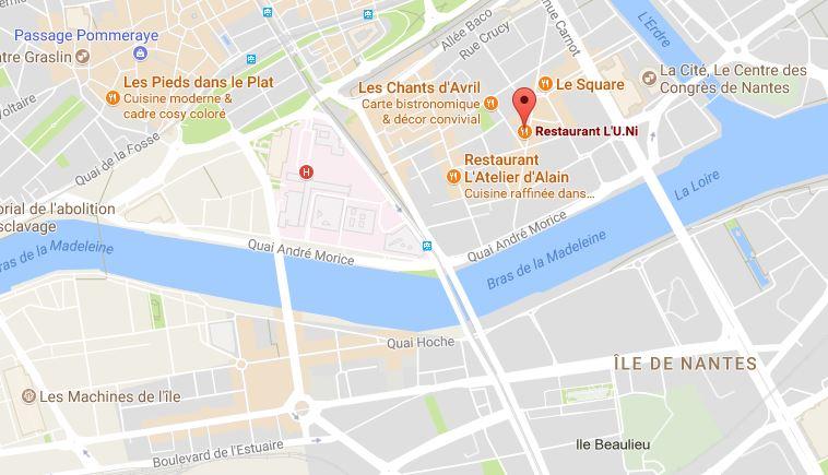 L'U.ni à Nantes (44)