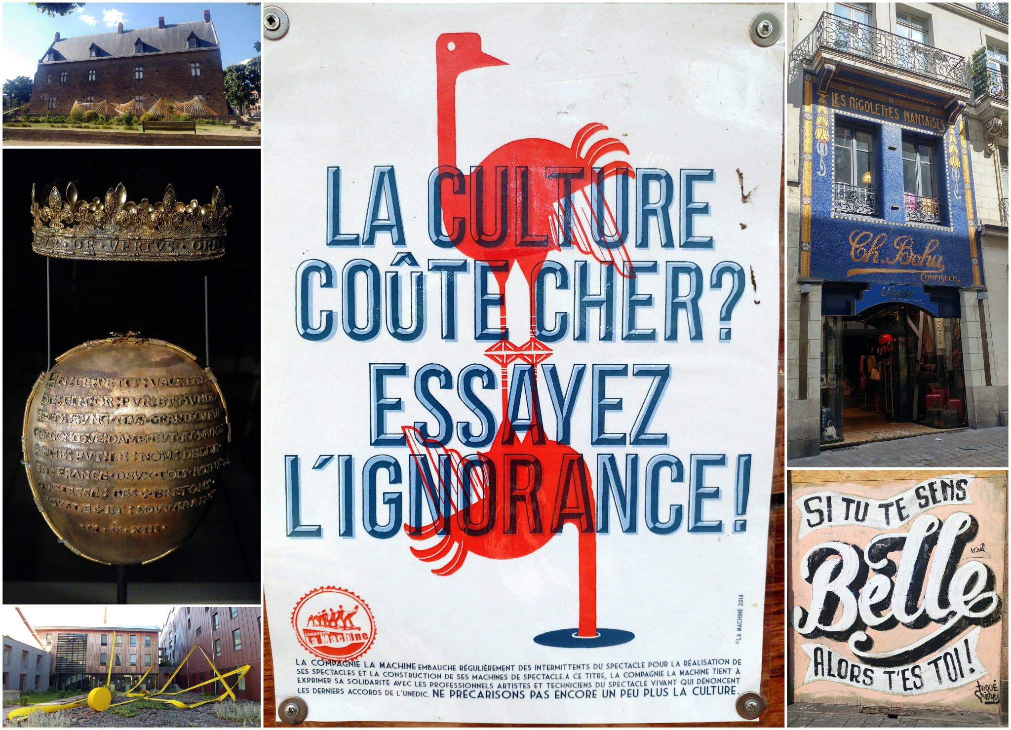 Visite à Nantes (44)