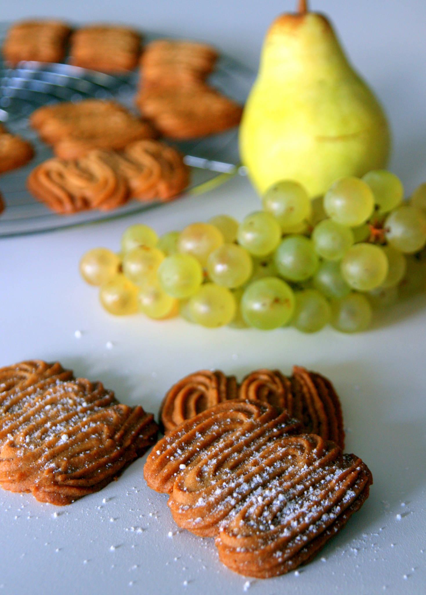 Sablés Spritz aux épices