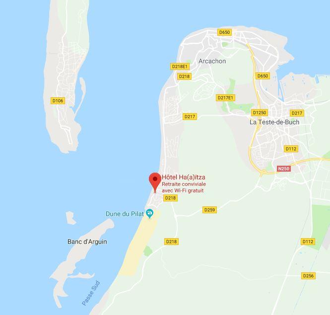 Le Skiff Club au Pyla-sur-mer (33)