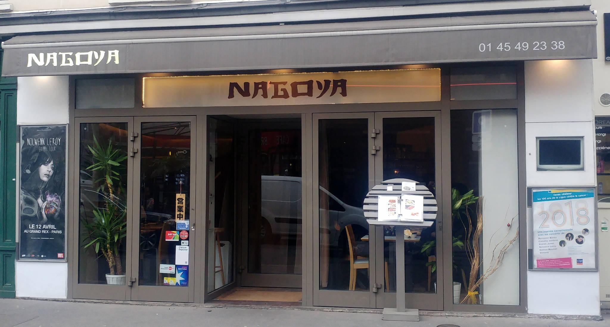 Nagoya à Paris(75)