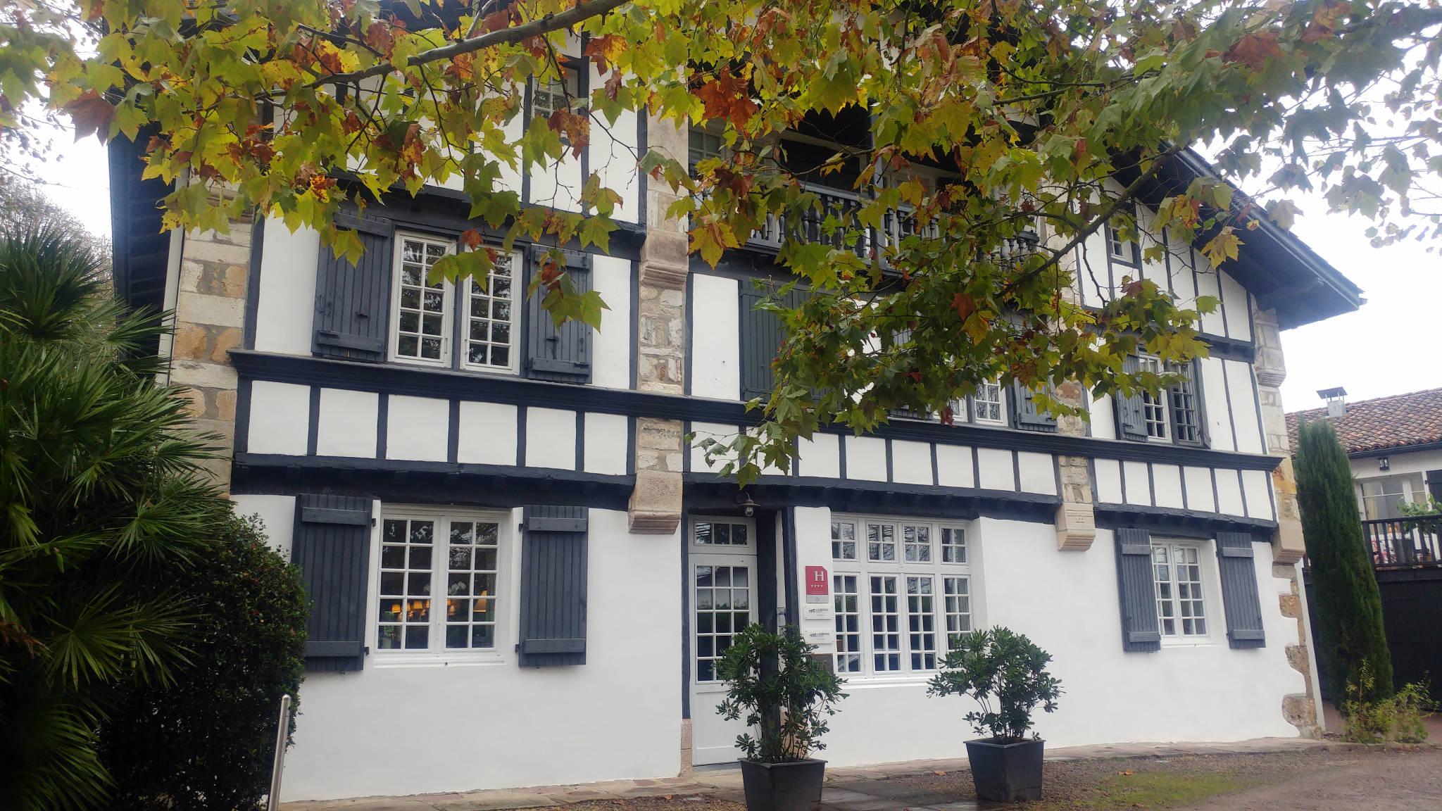 L'Auberge Basque à Saint-Pée-sur-Nivelle (64)