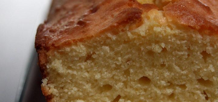 Cake au citron comme à la Belle Hortense