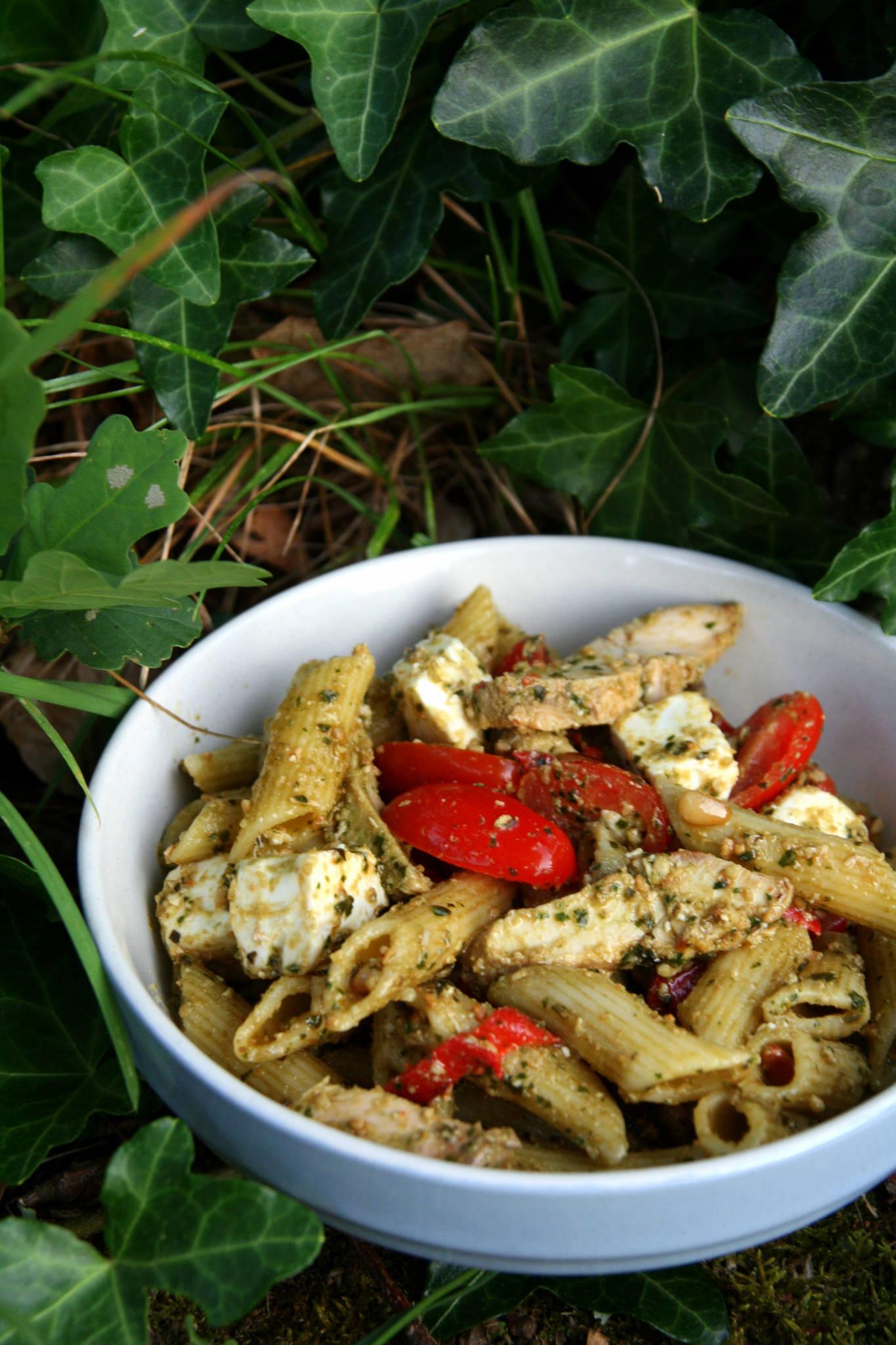 La gourmande salade de pâtes de Fabrice