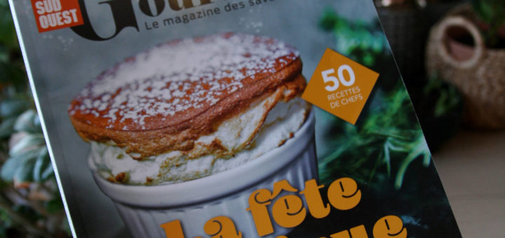 Parution Sud-Ouest Gourmand n°47