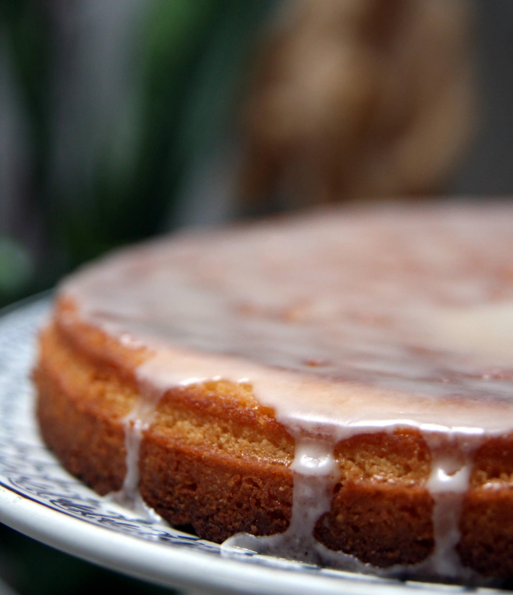 Gâteau nantais - 00
