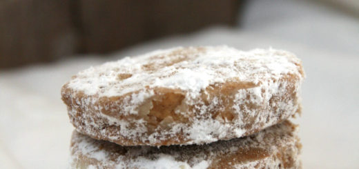 Biscuits fondants au rhum de Martha Stewart
