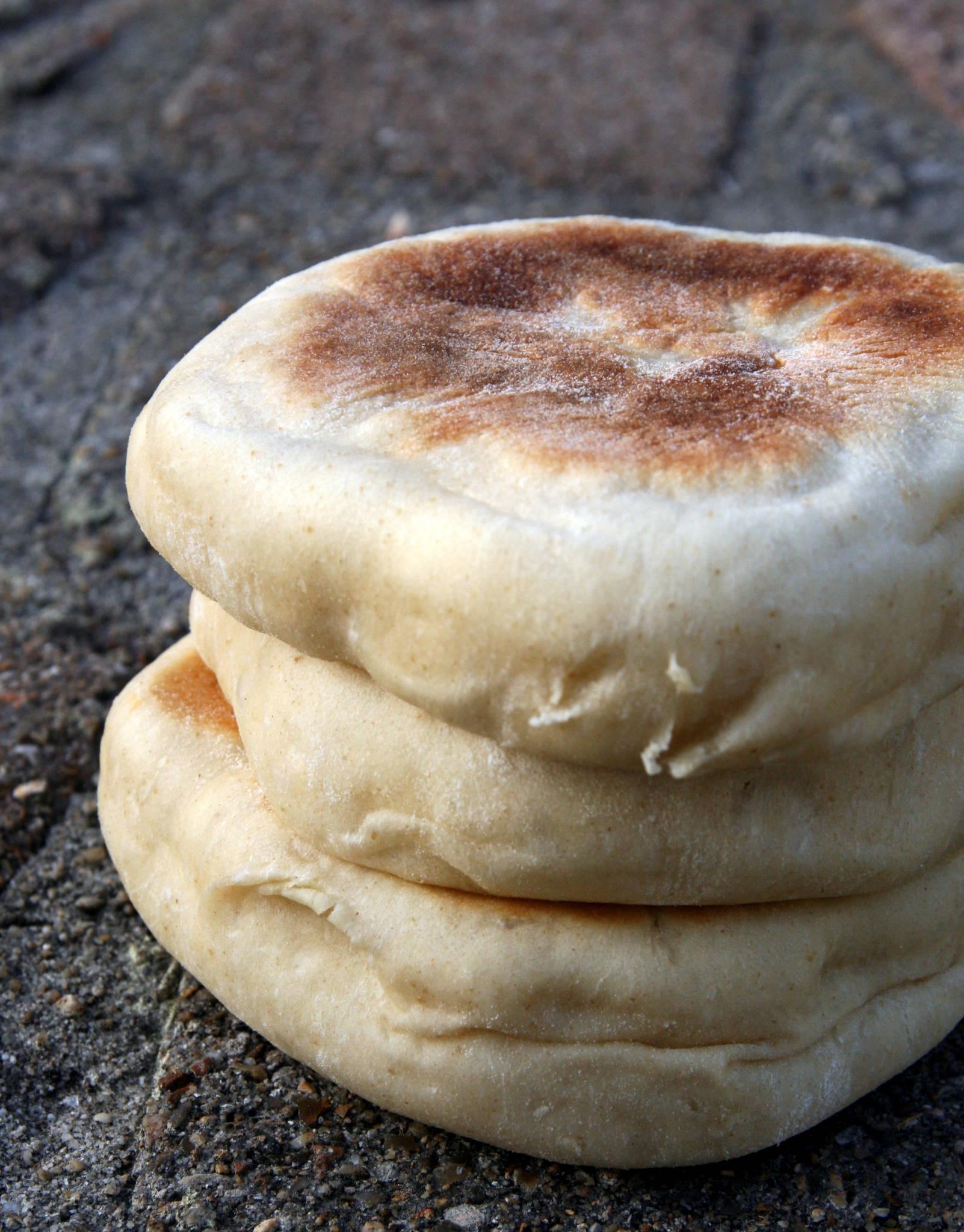 Cheese naan au cumin