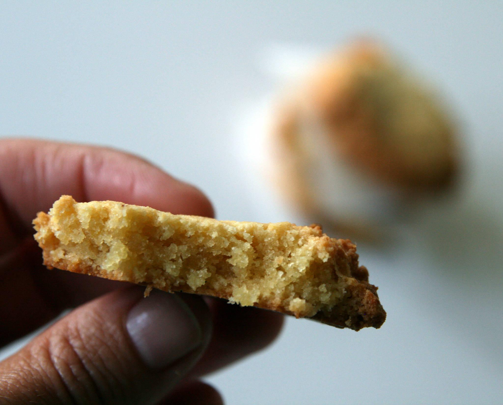 Shortbreads sans gluten