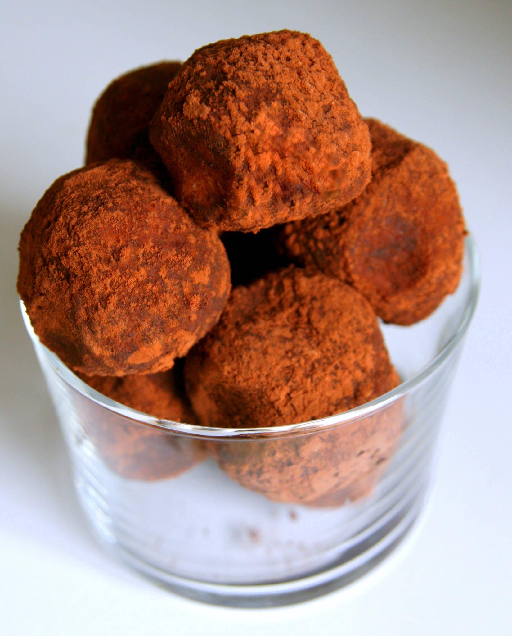 Tiramisu en boulettes