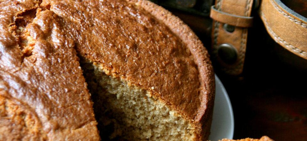 Gâteau au thé Earl Grey