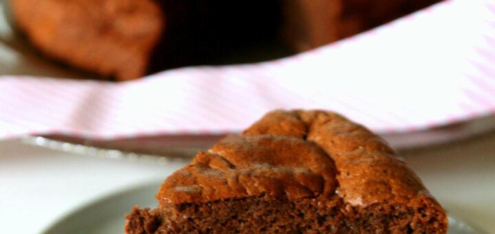 Gâteau au chocolat de Frédéric Bau, revu par Chef Damien