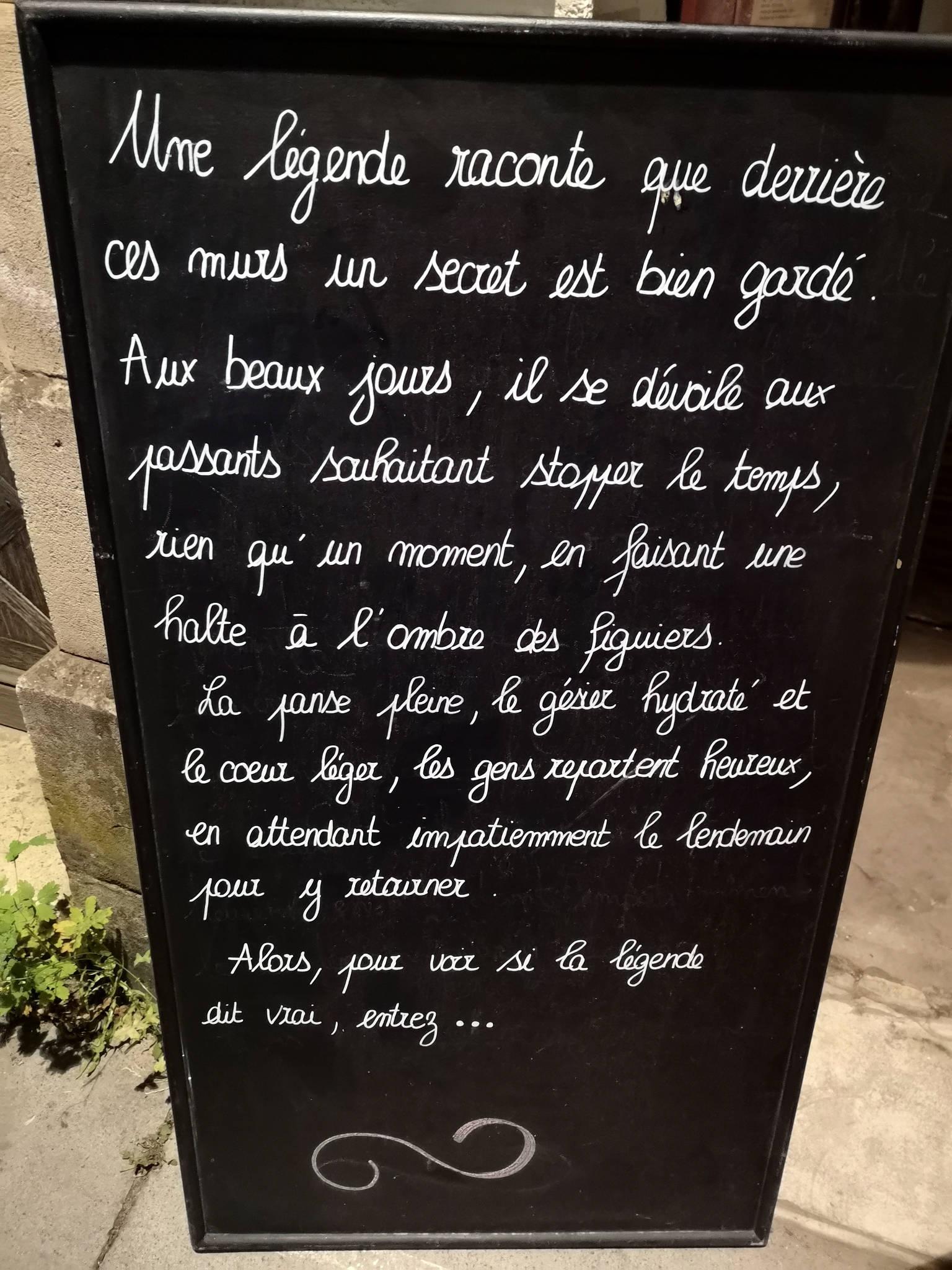 Le Bar de la Marine à Bordeaux (33)