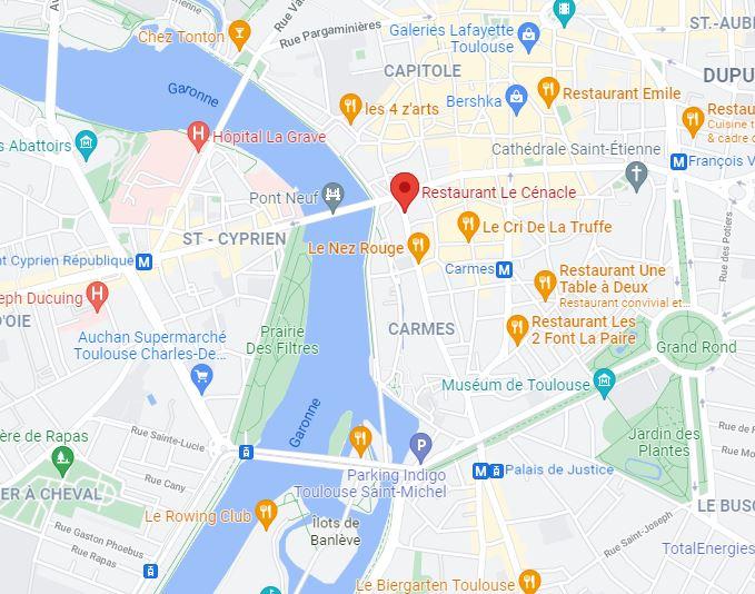 Le Cénacle à Toulouse (31)